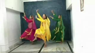 LAEMBADGINI | PUNJABI DANCE CHOREOGRAPHY | BHARTI & AMEETA | SHIMLA