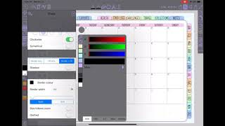 ZoomNotes Digital Planning - Creating Links