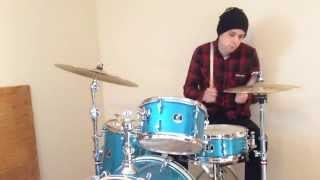 Refused Are Fuckin Dead Drum Cover