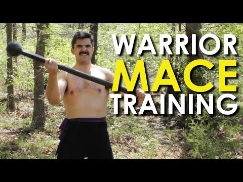 Warrior Mace Training