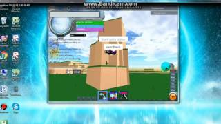 ROBLOX [DBFA] NEW MAP 2016
