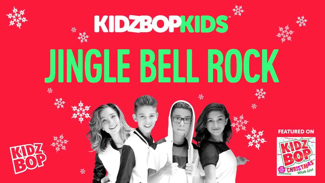 KIDZ BOP Kids - Jingle Bell Rock (Christmas Wish List) - YouTube
