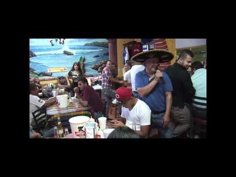 LA Ceiba Restaurant Karaoke!