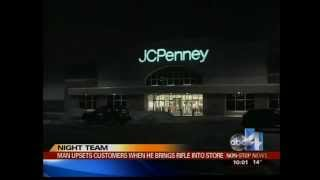 Man Carries AR-15 into JCPenny Store, Miraculous That Nobody Died Says Sarcastic Viewer