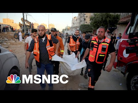 'Morally Shocking': Inside The Escalation Between Israel And Gaza