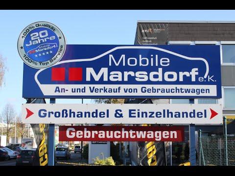 Autohaus Online Marsdorf Mobile Köln Wir Stellen Uns Vor Youtube