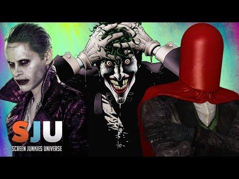 Do We Really Want a Joker Origin Movie? - SJU
