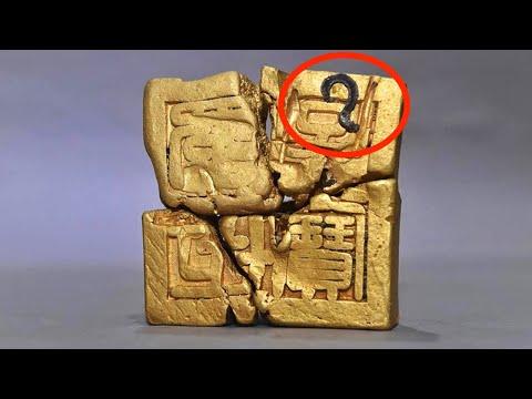 Mysteriöse Funde, die Wissenschaftler sprachlos machen!