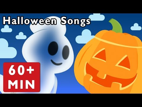 H Is for House | A Haunted House on Halloween Night + More | Mother Goose Club Phonics Songs