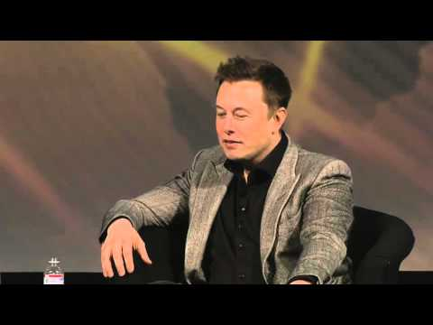 Elon Musk talks about  Mars, Carbon tax, & Energy