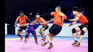 Pro Kabaddi 2019 HIghlights: U Mumba vs Haryana Steelers