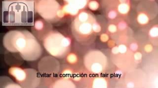 Combatir corrupción con ¿fair play?