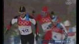 Gold for Gottwald, Nordic Combined Sprint - Turin 2006 Olympia