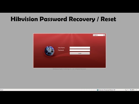 Dahua Dvr Password Hack