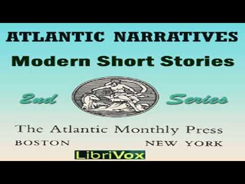 Atlantic Narratives: Modern Short Stories; Second Series | Various | Anthologies | English | 3/8