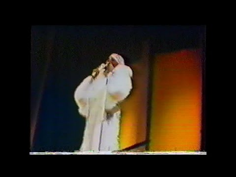 Diana Ross Rare footage of her Concert in Phoenix,Arizona 1979