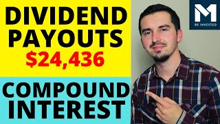 M1 Finance Paid Me ! Monthly Dividend Income | September 2020 | $24,436