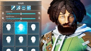 Character Creation & Hunting in Fortn- I mean, Dauntless!