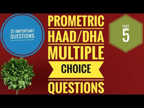 PROMETRIC NURSING EXAM QUESTIONS NCLEX-RN, HAAD, DHA, MOH PRACTICE QUESTIONS