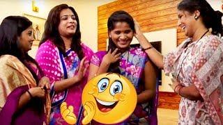 Funny Lady | Naav Ghya Sunbai | Marathi Joke | Hilarious Comedy Video | मराठी जोक्स