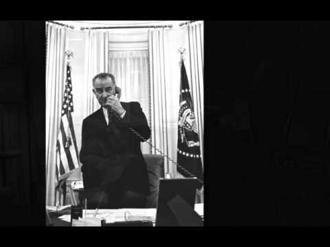 LBJ and Walter Reuther 6/5/64, 7:52P (Part 1 of 2)