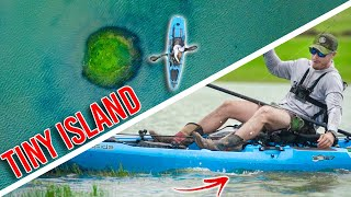 Tiny Island Has BIG FISH - (SHOCKING)