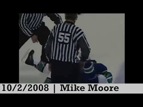 Top Ten NHL Hockey Fights of Rick Rypien