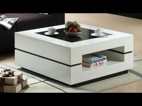 Attirant Coffee Table Designs | Modern Unique Centre Table Designs Ideas