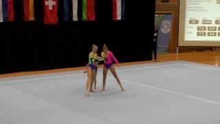 Sachsenpokal 2016   043   029   Women's Group   Junior 1   Dynamic   GER   SVG Niederliebersbach GER