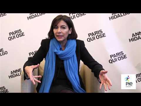 Economie du partage à Paris : Hidalgo répond aux entrepreneurs PIE