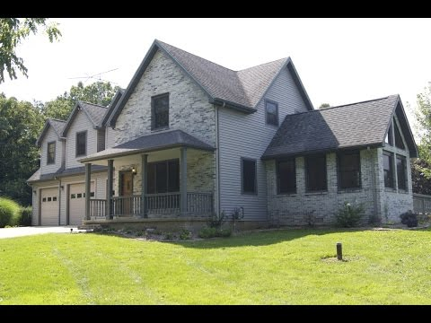 Home and Acreage for Sale, 1101 E 500 N West Lafayette IN