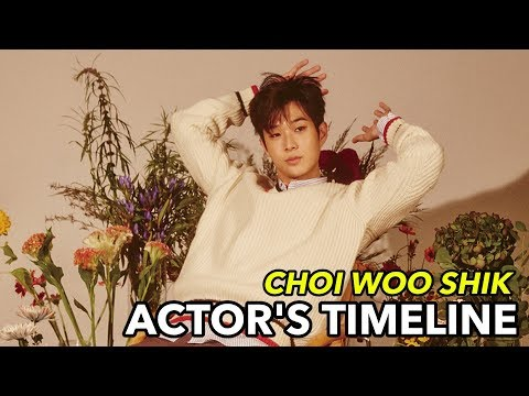 Catching Choi Woo Shik onscreen! | ACTOR'S TIMELINE