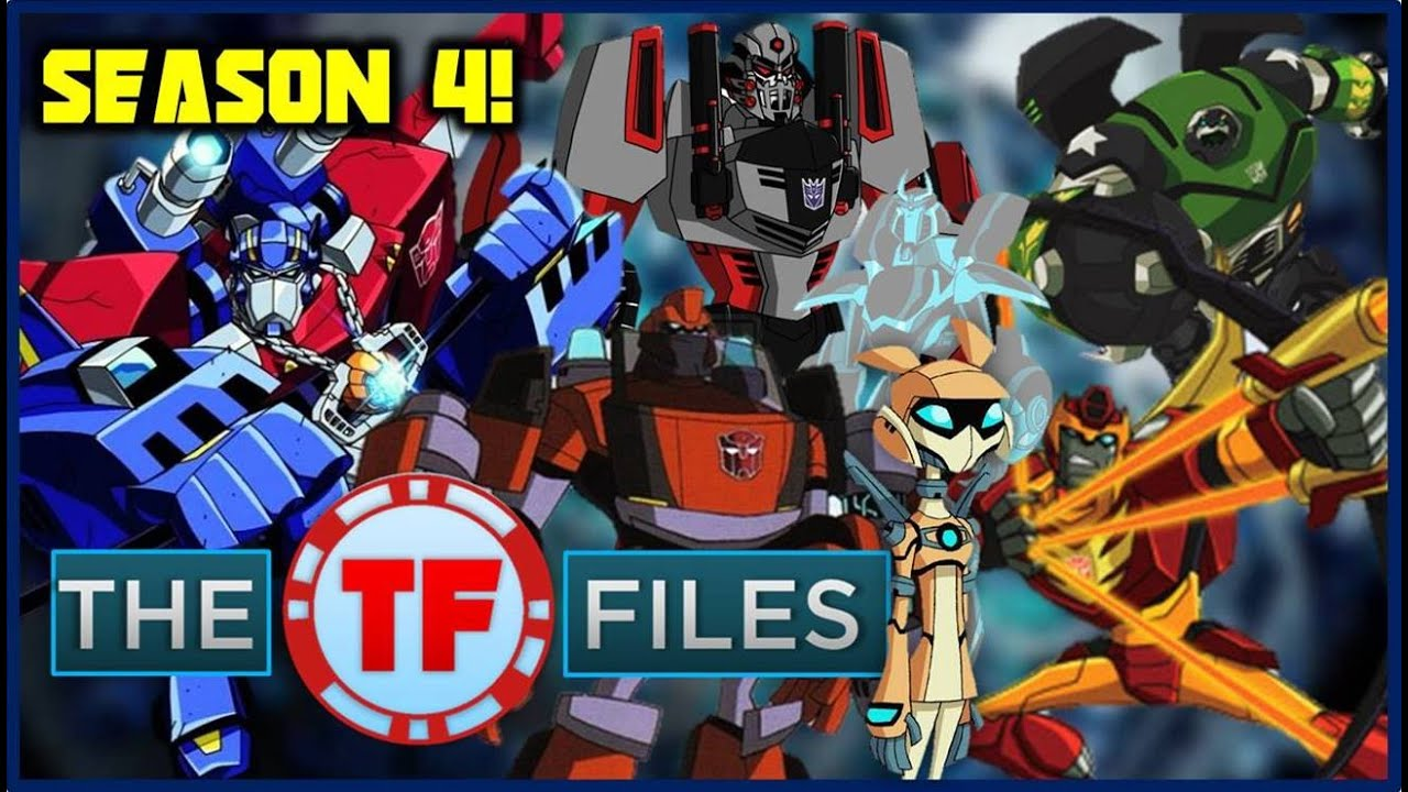 an inside look at transformers animated season 4 the tf