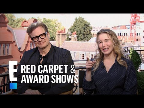 "Renee Zellweger on ""Stinky"" ""Bridget Jones's"" Baby Bump 