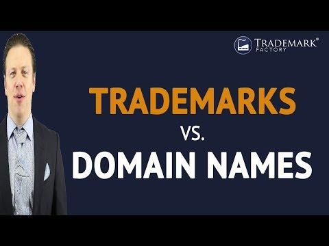Trademarks vs Domain Names