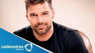 Ricky Martin explica cómo reveló su homosexualidad / Ricky Martin homosexuality