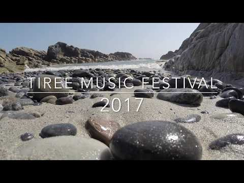 Skipinnish - Tiree Music Festival 2017 (DRUM CAM)
