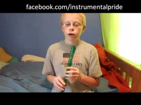 how to play the recorder videos