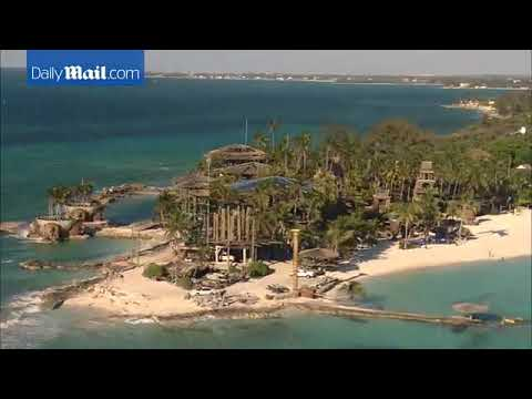Aerial Footage Shows Peter Nygard S Palatial Bahamas House Youtube