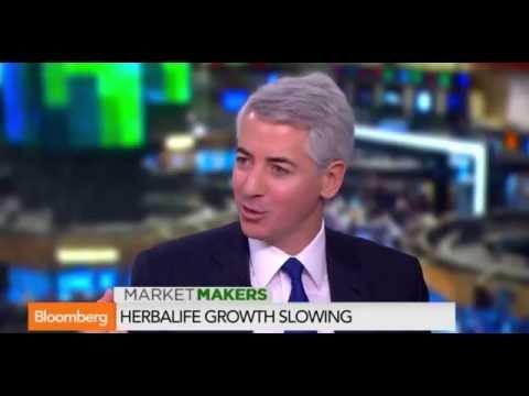 Pershing Square Bill Ackman Updates Herbalife 2014