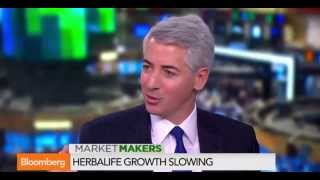 Pershing Square Bill Ackman Updates Herbalife 2014