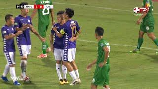 Hà Nội -Cần Thơ | Hiệp 1 | Cup QG 2020 | Quang Hải Trở Lại Vùi Dập XSKT Cần Thơ 4 Bàn Không Gỡ