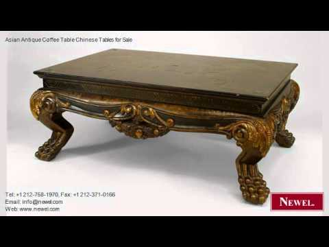 Asian antique coffee table chinese tables for sale youtube for Antique chinese tables for sale