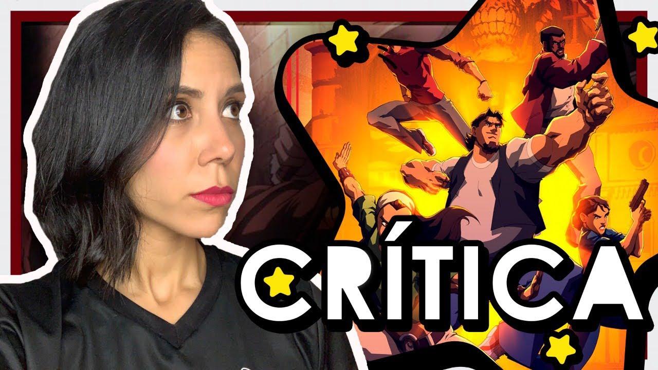 Critica Review Seis Manos El Primer Anime En Mexico Youtube