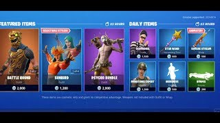 FORTNITE *NEW* PSYCHO BUNDLE + SQUARE STREAM WRAP & BATTLE HOUND SKIN!