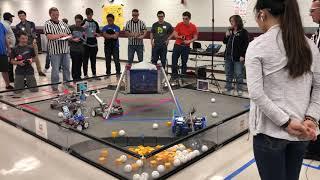 1st 404 match, 3rd Overall Match | Meet 1