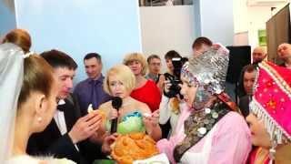 Ведущая на свадьбу Светлана Герман.Чебоксары
