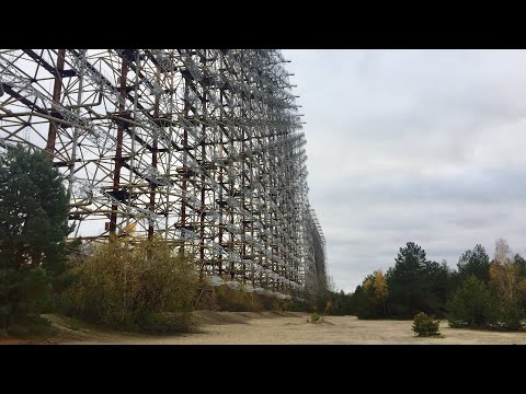 Chernobyl... Journey to the exclusion zone, Chernobyl town and Duga Radar