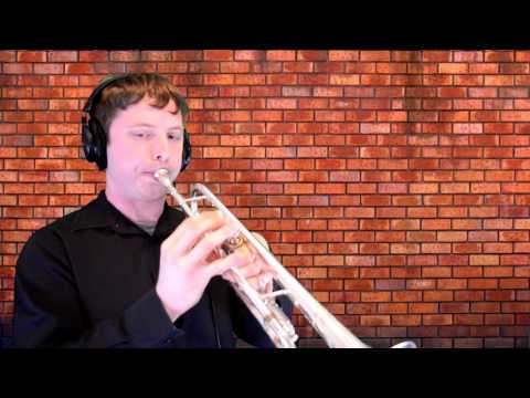 """I Got Rhythm (from the musical """"Girl Crazy"""") Trumpet Cover"""