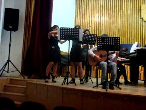 Recital -Liceul de Arta Baia Mare-  - The end of the world